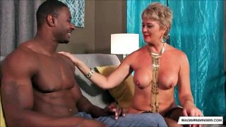 Mature interracial bbc