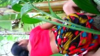 Transando Escondido no Bananal
