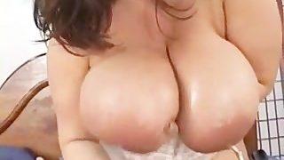 Maria Moore's Big Tits Curvy Ass