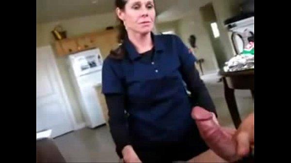 Mamãe surpresa
