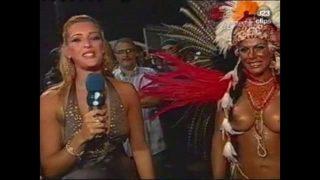 Fabiana Andrade – Entrevista No Carnaval