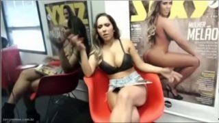 Mulher Melão – Strip – RevistaSexy