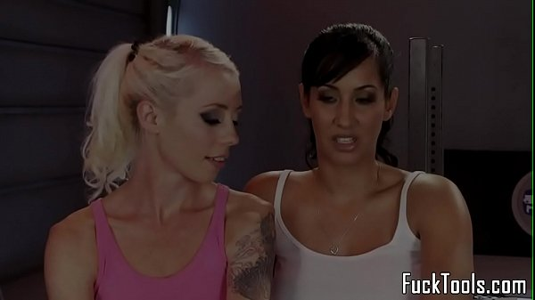 Stunning milfs toying pussies and assholes