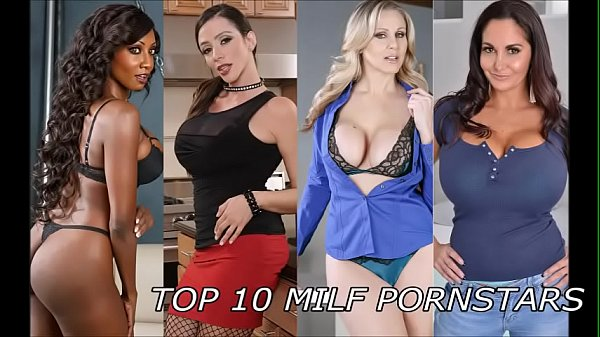 Top 10 Greatest Milf Pornstars